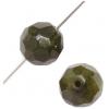 Facetted Round 10mm Suyi Jade Semi-Precious